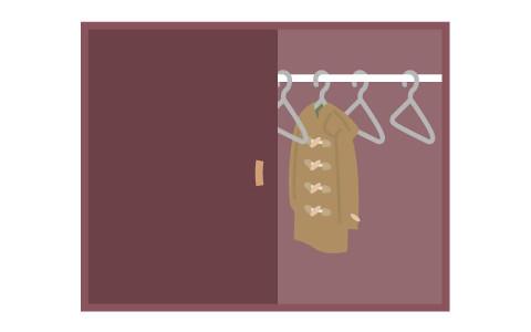 収納スペース(納戸、クローゼット、押し入れ)